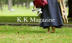 K.K Magazine Vol.2 掲載商品一覧